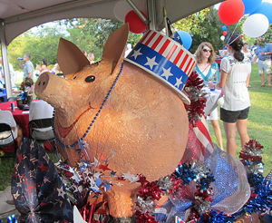 Jamestown Pig Pickin